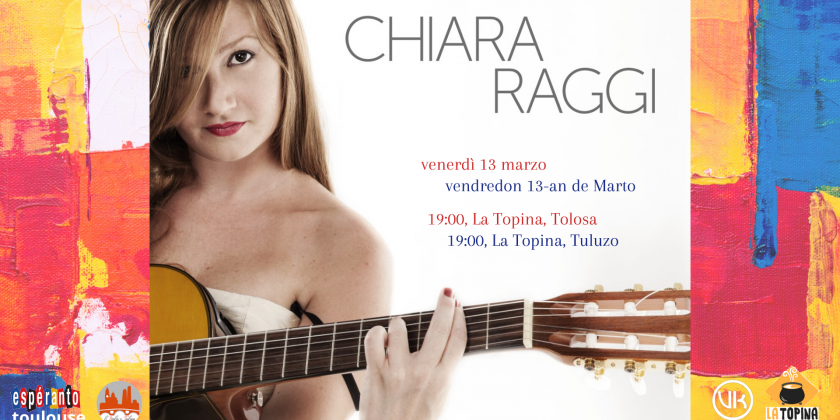 Chiara Raggi Toulouse
