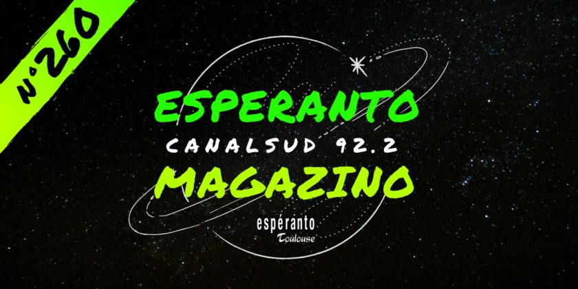 Esperanto Magazino 260
